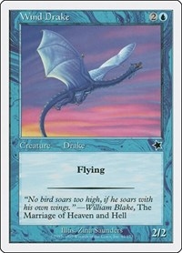 Wind Drake, Magic: The Gathering, Starter 1999