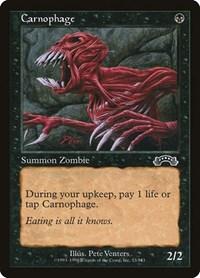 Carnophage, Magic: The Gathering, Exodus