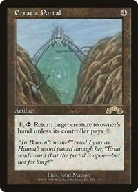 Erratic Portal, Magic, Exodus