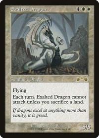 Exalted Dragon, Magic: The Gathering, Exodus