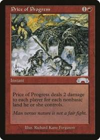Price of Progress, Magic: The Gathering, Exodus