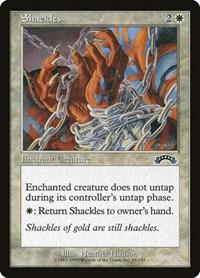 Shackles, Magic, Exodus