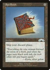 Spellbook, Magic: The Gathering, Exodus