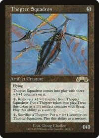 Thopter Squadron, Magic, Exodus