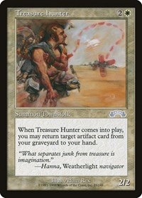 Treasure Hunter, Magic: The Gathering, Exodus