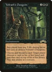 Volrath's Dungeon, Magic: The Gathering, Exodus