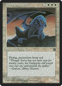 Abbey Gargoyles, Magic: The Gathering, Homelands