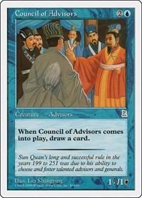 Council of Advisors, Magic: The Gathering, Portal Three Kingdoms