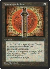 Apocalypse Chime, Magic, Homelands