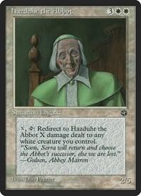 Hazduhr the Abbot, Magic, Homelands
