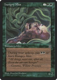 Hungry Mist, Magic: The Gathering, Homelands