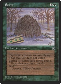 Roots, Magic: The Gathering, Homelands