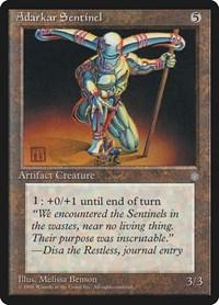 Adarkar Sentinel, Magic: The Gathering, Ice Age