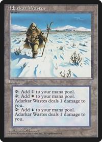 Adarkar Wastes, Magic: The Gathering, Ice Age