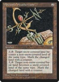 Arcum's Weathervane, Magic: The Gathering, Ice Age