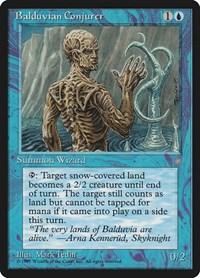 Balduvian Conjurer, Magic: The Gathering, Ice Age