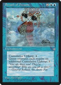 Breath of Dreams, Magic: The Gathering, Ice Age