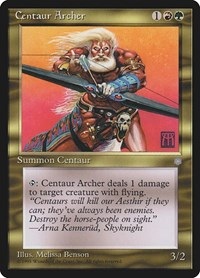 Centaur Archer, Magic: The Gathering, Ice Age