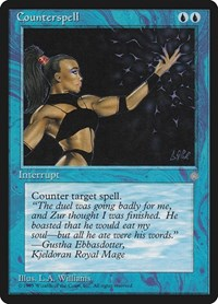 Counterspell, Magic: The Gathering, Ice Age