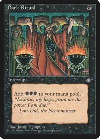 Dark Ritual, Magic: The Gathering, Ice Age