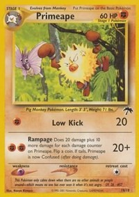 Primeape, Pokemon, Southern Islands
