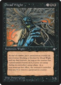 Dread Wight, Magic: The Gathering, Ice Age