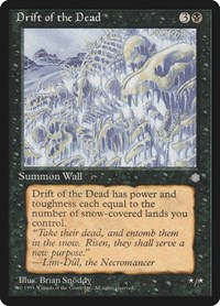 Drift of the Dead, Magic: The Gathering, Ice Age