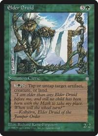 Elder Druid, Magic: The Gathering, Ice Age