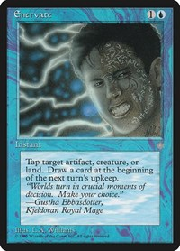 Enervate, Magic: The Gathering, Ice Age