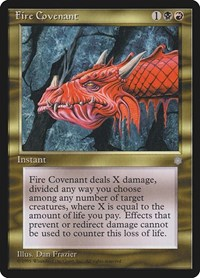 Fire Covenant, Magic: The Gathering, Ice Age