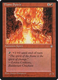Flame Spirit, Magic: The Gathering, Ice Age