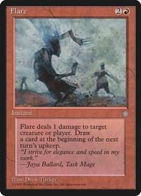 Flare, Magic: The Gathering, Ice Age