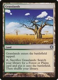 Grasslands, Magic, Duel Decks: Knights vs. Dragons