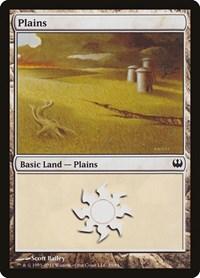 Plains (39), Magic: The Gathering, Duel Decks: Knights vs. Dragons