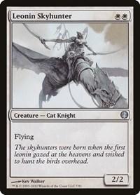 Leonin Skyhunter, Magic: The Gathering, Duel Decks: Knights vs. Dragons