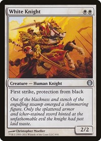 White Knight, Magic: The Gathering, Duel Decks: Knights vs. Dragons