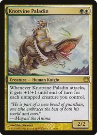 Knotvine Paladin, Magic: The Gathering, Duel Decks: Knights vs. Dragons