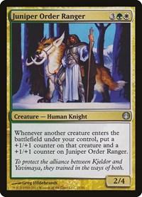 Juniper Order Ranger, Magic, Duel Decks: Knights vs. Dragons