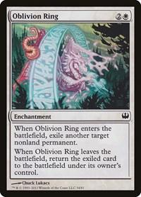 Oblivion Ring, Magic: The Gathering, Duel Decks: Knights vs. Dragons