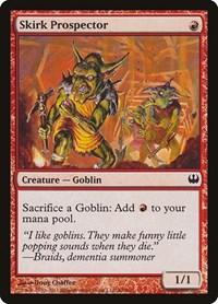 Skirk Prospector, Magic: The Gathering, Duel Decks: Knights vs. Dragons