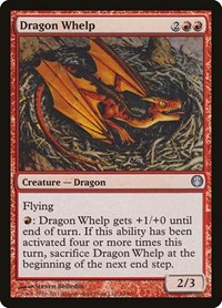 Dragon Whelp, Magic: The Gathering, Duel Decks: Knights vs. Dragons