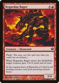 Bogardan Rager, Magic: The Gathering, Duel Decks: Knights vs. Dragons