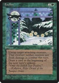 Foxfire, Magic: The Gathering, Ice Age