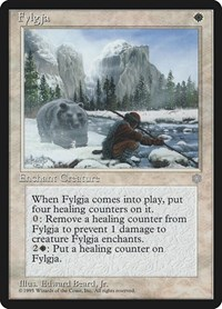 Fylgja, Magic, Ice Age