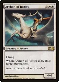 Archon of Justice, Magic, Magic 2012 (M12)
