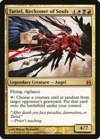 Tariel, Reckoner of Souls, Magic: The Gathering, Commander