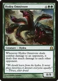 Hydra Omnivore, Magic, Commander