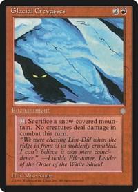 Glacial Crevasses, Magic: The Gathering, Ice Age