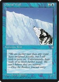 Glacial Wall, Magic, Ice Age