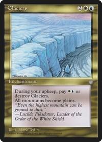 Glaciers, Magic: The Gathering, Ice Age